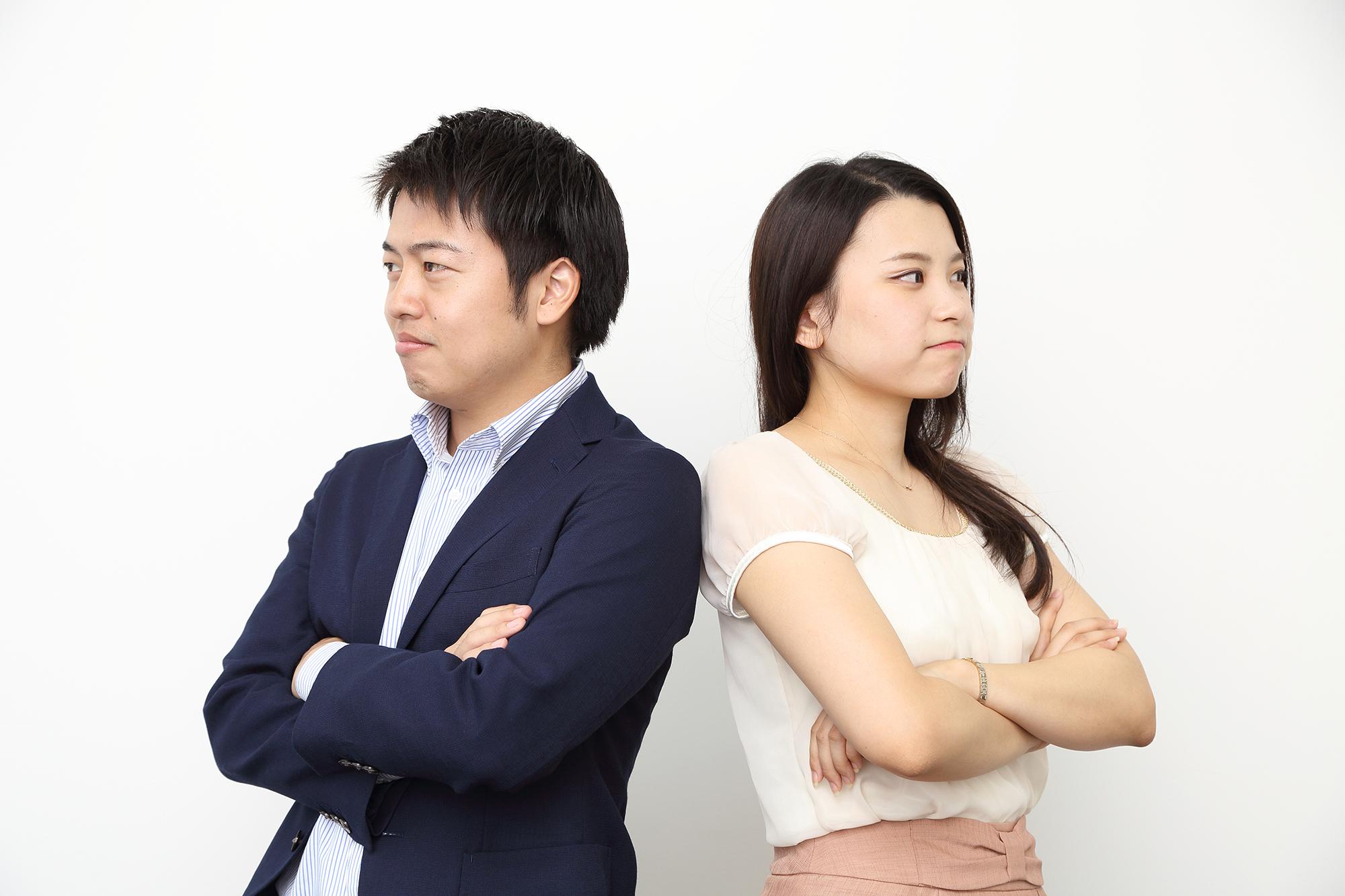離婚原因について